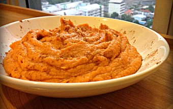 Ginger Carrot Potato Mash
